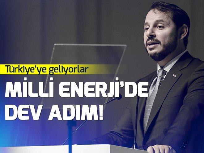 ENERJİ DEVLERİ TÜRKİYE'DE BULUŞUYOR!