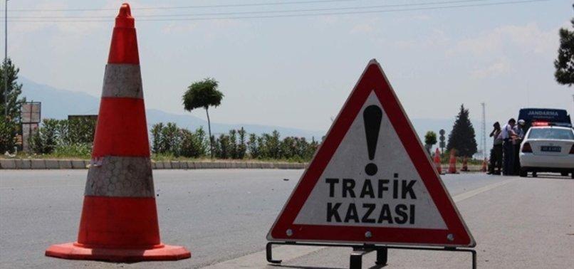İSTANBUL'DA FECİ KAZA