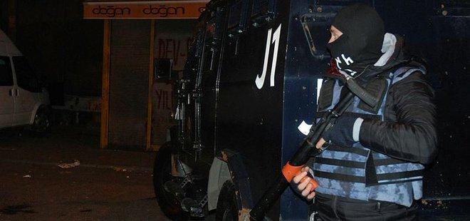 OKMEYDANI'NDA HAVA DESTEKLİ TERÖR OPERASYONU