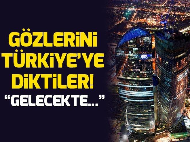 Rusya'nın en büyük ikinci bankası VTB Capital'den Türkiye hamlesi