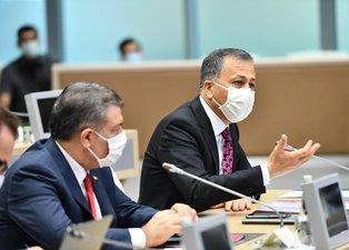 Son dakika: İstanbul'da kritik toplantı! Sağlık Bakanı Fahrettin Koca başkanlık ediyor...