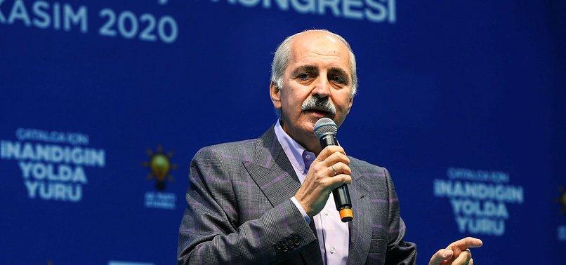 AK Partili Numan Kurtulmuş'tan CHP'li Ünal Çeviköz'e sert sözler: Demokrasi ABD pazarında satılan bir mal değildir