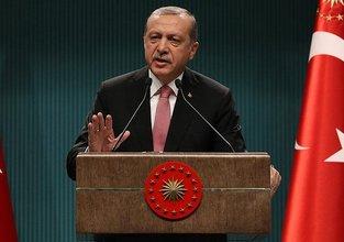 Cumhurbaşkanı Erdoğan'dan Nijerya Cumhurbaşkanıyla ortak toplantı