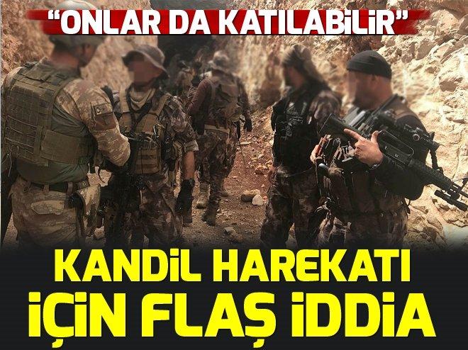 Abdullah Ağar'dan Kandil harekatı için flaş iddia!