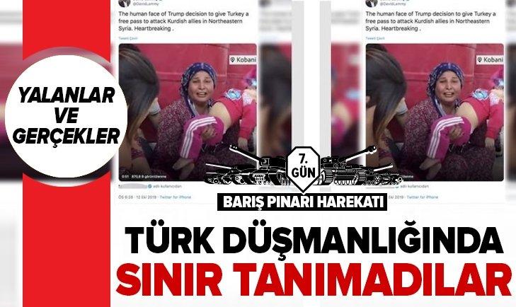 BARIŞ PINARI HAREKATI'NIN 'YALAN VE GERÇEKLERİ'!
