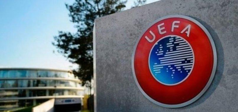 UEFA'DAN BEŞİKTAŞ, FENERBAHÇE VE TRABZONSPOR KARARI