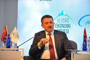 Tarım ve Orman Bakanı Bekir Pakdemirli'den flaş açıklama