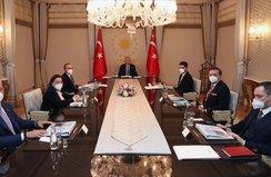 Türkiye Varlık Fonu toplantısı sona erdi