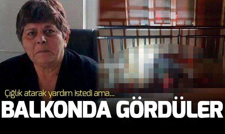 DENİZLİ'DE KAN DONDURAN CİNAYET!