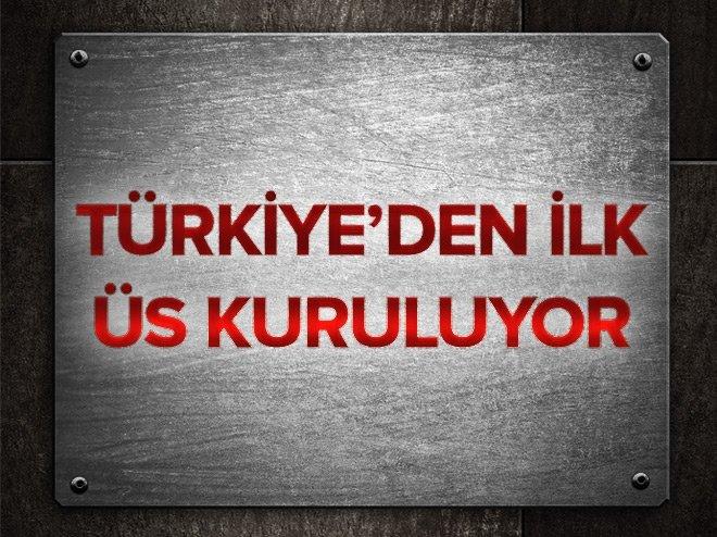 TÜRKİYE'DEN ANTARTİKA'YA BİLİM ÜSSÜ