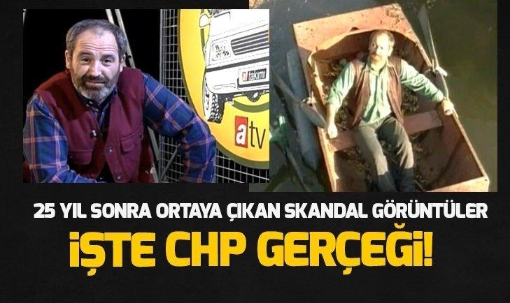 SAVAŞ AY'IN ARŞİVİNDEN ÇIKAN CHP GERÇEĞİ!