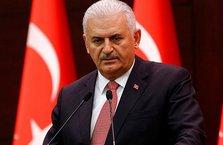 Başbakan Yıldırım'dan Galatasaray Başkanı Cengiz'e kutlama