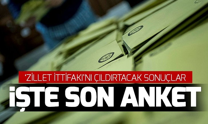 31 Mart'a günler kala son seçim anketi sonucu! Adana, Balıkesir, Hatay, Antalya, Aydın, İstanbul, Ankara, Manisa seçim anketi sonucu