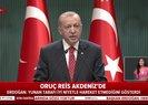 Son dakika: Başkan Erdoğandan flaş Doğu Akdeniz mesajı