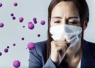 Koronavirüs Covid-19 öksürüğü nasıl anlaşılır? Yemek yerken ve su içerken öksürüyorsanız dikkat! İşte kovid-19 öksürüğünü ayırt etmenin yolları