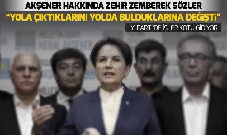 YOLA ÇIKTIKLARI YOLDA BULDUKLARIYLA DEĞİŞTİ DEDİ İSTİFA ETTİ