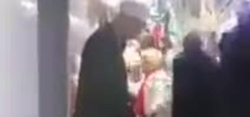 Metroda skandal görüntü ile ilgili görsel sonucu