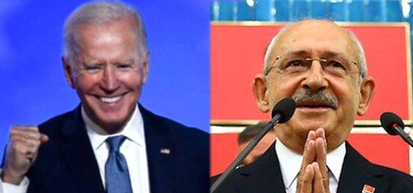 Son dakika: CHP Genel Başkanı Kılıçdaroğlu'nun Joe Biden mesajına MHP'den tepki