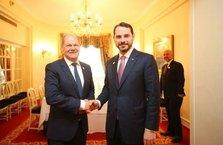 Hazine ve Maliye Bakanı Berat Albayrak'tan G-20 temasları