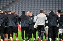 Bayern Münih - Beşiktaş maçının muhtemel 11'leri
