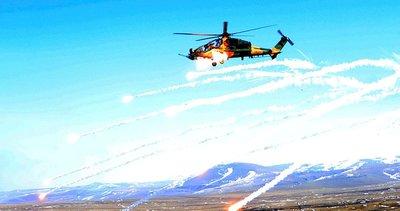 Son dakika   Terörle mücadelede PKK'ya ATAK darbesi