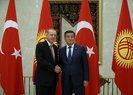 Kırgızistan Cumhurbaşkanı Sooronbay Ceenbekov: Türkiye ile hedefimizde gerekli adımları atmamız gerekli
