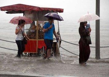 Meteoroloji'den son dakika uyarısı! Hafta sonu hava durumuna dikkat