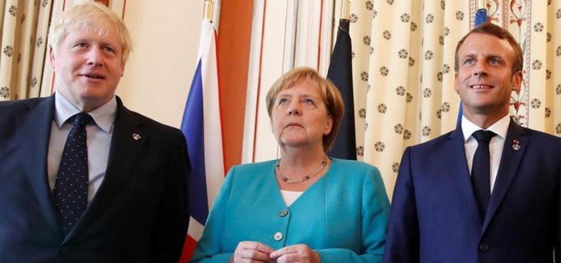 İran'dan sert tepki: Almanya, İngiltere ve Fransa İsrail terörünü destekliyor