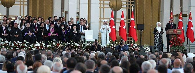 Başkan Erdoğan'ın baş döndüren programı!