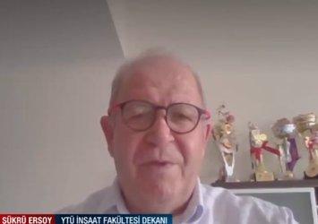 Ege'de 10 saatte 3 deprem! Neyin habercisi? Prof. Dr. Şükrü Ersoy A Haber'de anlattı: Kritik bir yer! 8'in üzerinde...