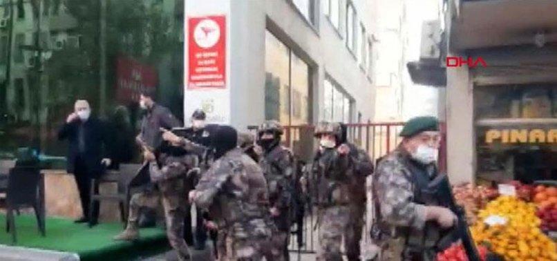 Son dakika: Kahramanmaraş'ta ihbara giden polise ateş açıldı! Operasyon başladı