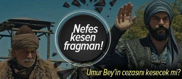 Kuruluş Osman'dan heyecanlandıran tanıtım! Osman Bey Umur Bey'in cezasını kesecek mi?