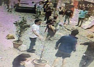 Hamile eşini kafasından vurdu! İntihar süsü vermek için kucağında sokağa taşıdı