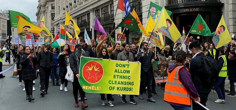 AVRUPA'NIN REDDETTİĞİ 'YPG/PKK BAĞLANTISI' KENDİ SOKAKLARINDA