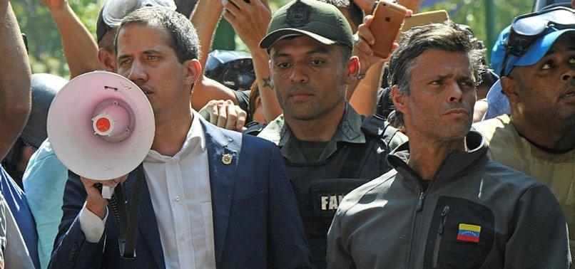 VENEZUELA'DA YENİ GELİŞME: ŞİLİ BÜYÜKELÇİLİĞİ'NE SIĞINDI