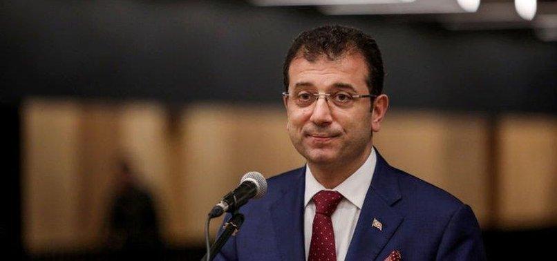 CHP'Lİ EKREM İMAMOĞLU'NDAN ÇALINTI SLOGAN