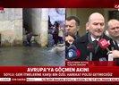 Son dakika haberi... İçişleri Bakanı Soylu duyurdu: Özel harekat sınıra gidiyor  Video