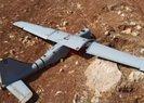Rus drone'u düşürüldü