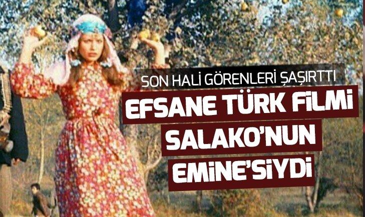 Salako'nun Emine'sinin son hali şaşırtıyor