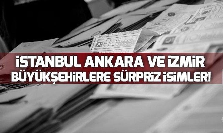 ANADOLU'DA ADAYLAR BELLİ OLMAYA BAŞLADI!