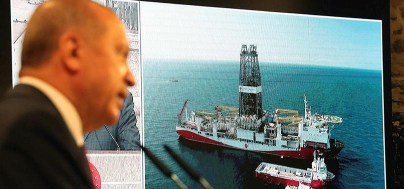 Dünyada yılın en büyük ikinci doğal gaz keşfi! Türkiye 2020'ye damga vurdu...