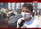 15 Temmuzda darbecilerin ezdiği otomobil sergileniyor! İçinde ezilen Görkem Mert Altaylar o geceyi anlattı |Video