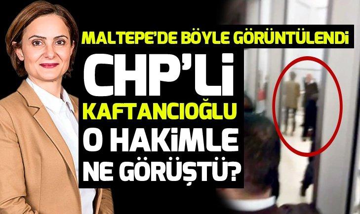 Canan Kaftancıoğlu, Hakim Süleyman Bayar ile ne görüştü?