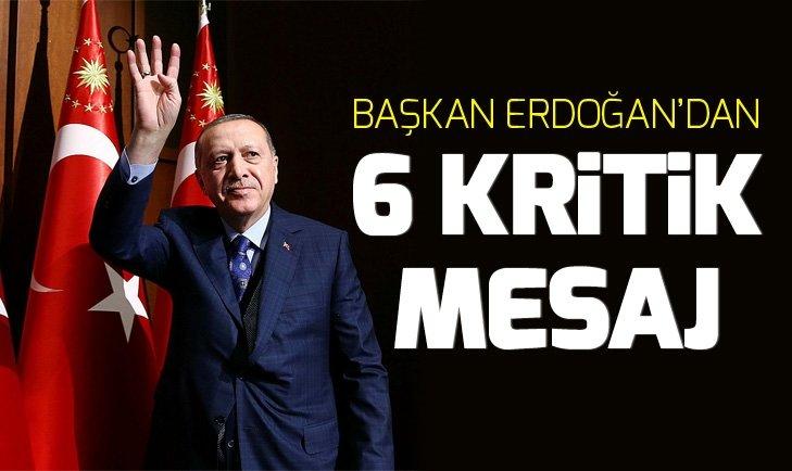 Başkan Erdoğan'dan BM zirvesinde vereceği 6 kritik mesaj