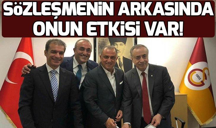 İşte Galatasaray - Fatih Terim anlaşmasının perde arkası