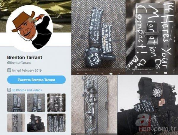 Yeni Zelanda'daki saldırganların Türk düşmanlığı