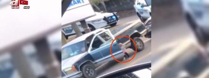 ABD polisi 2 yaşındaki kız çocuğuna…