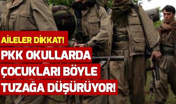 TERÖR ÖRGÜTÜ PKK ÜNİVERSİTELERDE NASIL YAPILANDI?