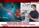 Son dakika: Koronavirüse karşı Türkiyeden lazer tedavisi |Video