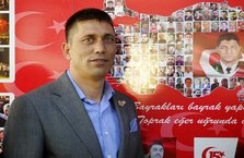 Soner Halisdemir'den Afrin Harakatı'na tam destek